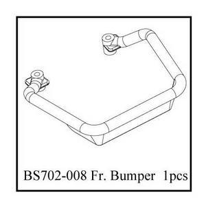 BSD Racing Передний бампер BS702T