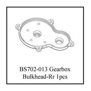 BSD Racing Крышка коробки передач задняя BS702T