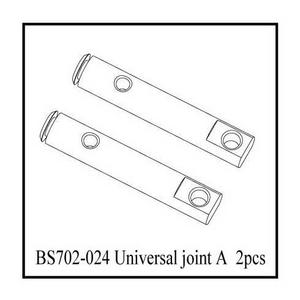 BSD Racing Соединительный штифт A BS702T 2 шт