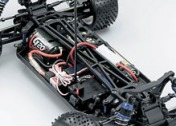 1/10 EP 4WD r/s Lazer ZX-5 Type 1 Red/Gray-фото 1