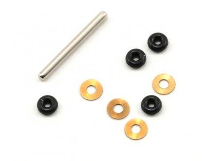 E-flite Межлопастной вал. В компл: уплотнительные кольца O-ring 4шт., шайбы 4шт. для Blad Blade mSR