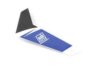 E-flite Вертикальный хвостовой стабилизатор Blade mSR (Blue)
