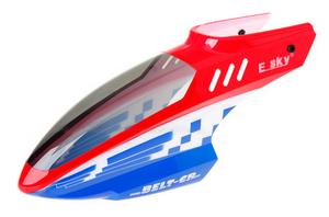 Esky Кабина Belt CP V2 (Красная)