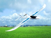 Радиоуправляемый самолет Floater Jet RTF для полета по камере (FPV) со всем необходимым-фото 1