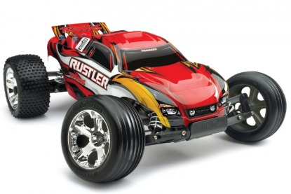 Автомобиль Traxxas Rustler XL-5 Stadium Truck 1:10 RTR