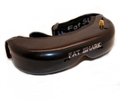 Видео очки Fat Shark RCV922 Aviator Edition v2010