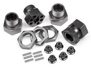 HPI Racing Комплект фиксаторов колес 24 мм ( 4шт)