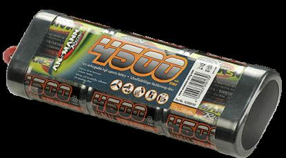 Силовой аккумулятор Ansmann 7.2v 4500 mAh Ni-Mh Racing Pack