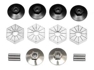 HPI Racing Комплект фиксаторов колес 17 мм (4 шт)