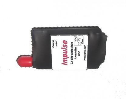 Передатчик Blindman's IMPULSE 2.4 GHz 450 mW TX v2