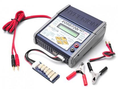Зарядное устройство Hyperion EOS 0720i 7S 150W 20A (встроенный балансир)