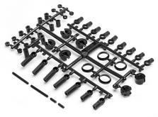 HPI Racing Пластиковые запчасти амортизаторов-фото 1