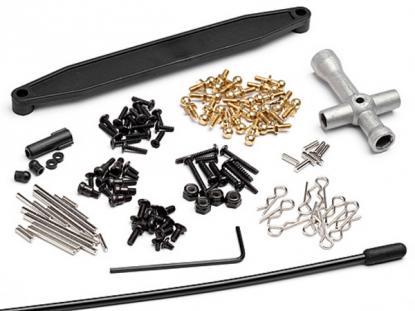 HPI Racing Набор крепежа и запасных частей для HPI Mini-Recon