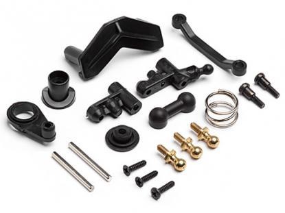 HPI Racing Крепление и предохранитель рулевого сервопривода HPI Mini Recon
