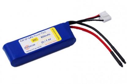Аккумулятор Hyperion Li-Polimer battery G3 CX 11.1V 850 mAh 3S 25C/45C