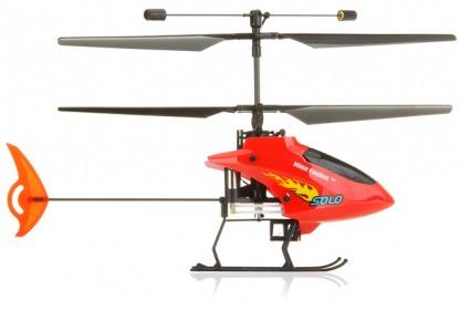 Радиоуправляемый вертолет Nine Eagle Solo 2.4 GHz в кейсе