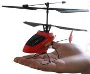 Радиоуправляемый вертолет Nine Eagle Solo 2.4 GHz в кейсе-фото 2