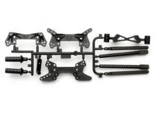 HPI Racing Комплект креплений корпуса и амортизаторов-фото 1