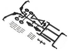 HPI Racing Стойки крепления кузова передние и задние-фото 1