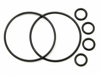 HPI Racing Уплотнительное кольцо для  дифференциала( 2шт бол+4шт мал)