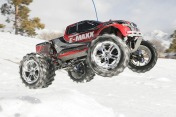 Traxxas E-Maxx EVX Monster 4WD 1:10 RTR-фото 6