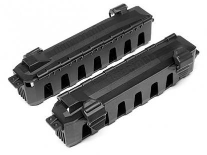 HPI Racing Отсеки батарейные с крепежом (правый/левый)   2шт