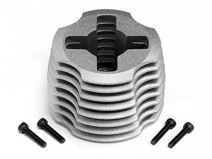 HPI Racing Головка цилиндра с крепежом