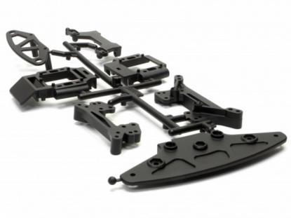 HPI Racing Детали бампера/стойки амортизаторов