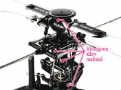 Радиоуправляемый вертолет Align T-REX 500 ESP Superior Combo-фото 5