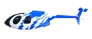 Nine Eagles Фюзеляж Bravo III (Blue)