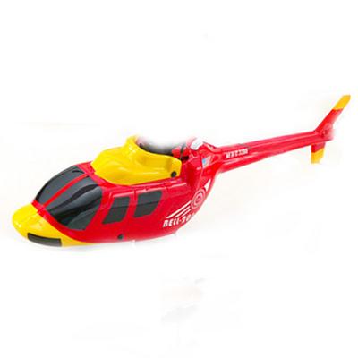 Nine Eagles Фюзеляж Bell 206 (Red)