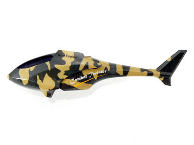 Nine Eagles Кабина Combat Twister