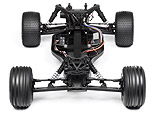 E-FIRESTORM 10T WITH DSX-2 2,4 GHz TRUCK BODY-фото 8