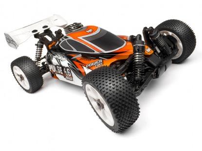 HPI Pulse 4.6 Buggy 4WD 1:8 Nitro 2.4GHz (RTR Version)