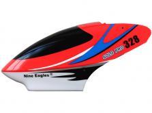 Nine Eagles Кабина (красн. с бел.) Solo Pro 328-фото 1