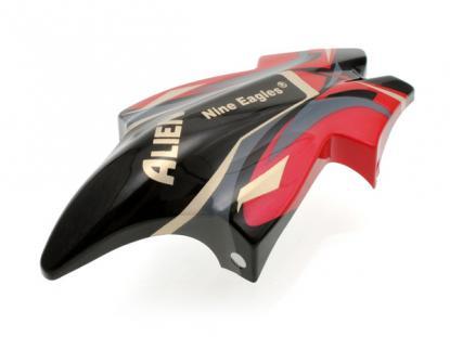 Nine Eagles Кабина для Alien Drone (MASF02) красная