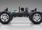 1/10 GP 4WD r/s MFR w/GXR18-фото 3