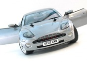 Коллекционная модель автомобиля ASTON MARTIN-фото 1