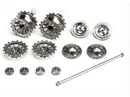 VSTank PRO Tiger 1 Metal Wheels Set