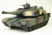 Танк на радиоуправлении M1A2 Abrams NATO Airsoft/JR