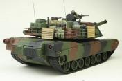 Танк на радиоуправлении M1A2 Abrams NATO Airsoft/JR-фото 4