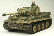 Радиоуправляемый танк German Tiger I LP 1:24  Airsoft /JR (Camouflage RTR Version)-фото 5
