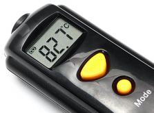 HPI Racing Термометр инфракрасный бесконтактный для измерения температуры двигателя -32+220С-фото 1