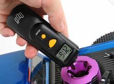 HPI Racing Термометр инфракрасный бесконтактный для измерения температуры двигателя -32+220С-фото 3