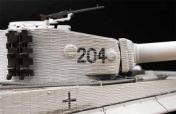 Радиоуправляемый танк German Tiger I MP Winter Airsoft-фото 2