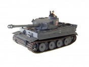 Радиоуправляемый танк German Tiger I EP 1:24 Airsoft/JR (Grey RTR Version)