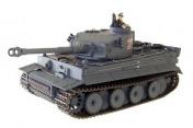 Радиоуправляемый танк German Tiger I EP 1:24 Airsoft/JR (Grey RTR Version)-фото 5