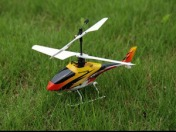 Вертолет Nine Eagle Draco 2.4 GHz (Yellow RTF Version)-фото 2