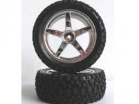 Acme Racing Диски передних колес хром 2 шт Bullet