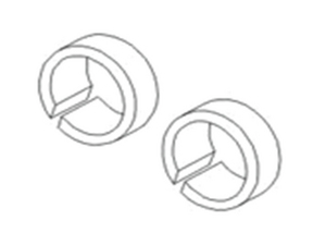 Acme Racing Наполнитель передних колес 2шт Bullet
